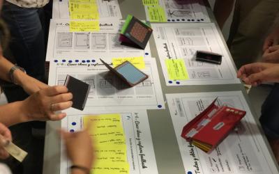 ¡Manos a la obra con Design Thinking!