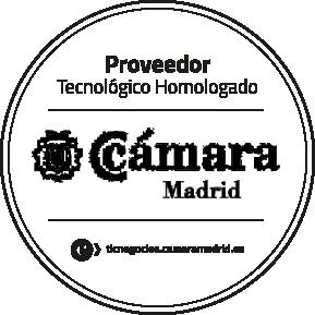 Proveedor Técnico Homologado Cámara Madrid